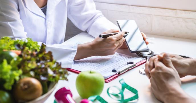 Nutrición en pacientes con Esclerosis Múltiple